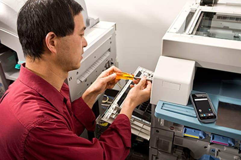 CT60 Copier Repair 800