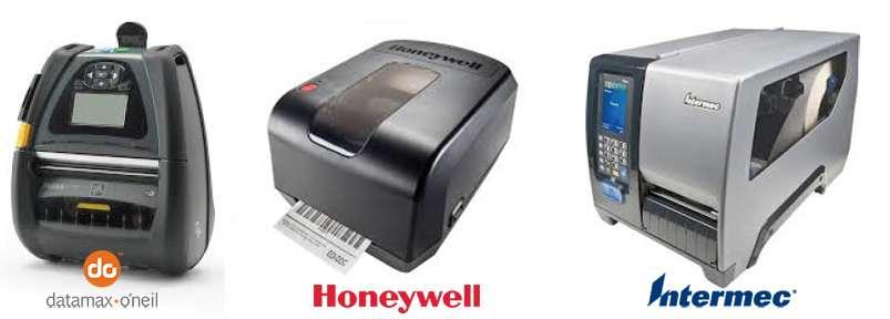 Honeywell 3printers b
