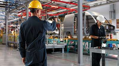 Industrial Solutions Applications